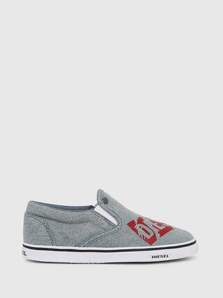SLIP ON 21 DENIM YO,  - Footwear