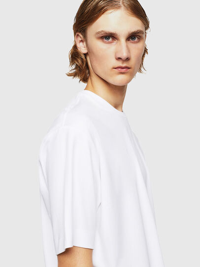 Diesel - TEORIALE-X3, White - T-Shirts - Image 4