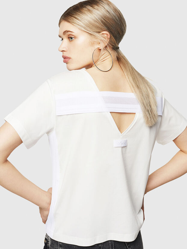 T-RYLY, White - T-Shirts