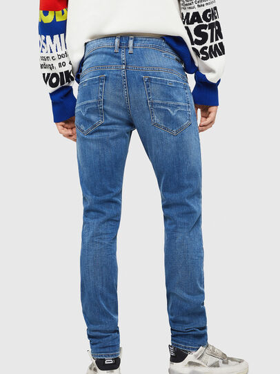 Diesel - Thommer 083AX, Light Blue - Jeans - Image 2
