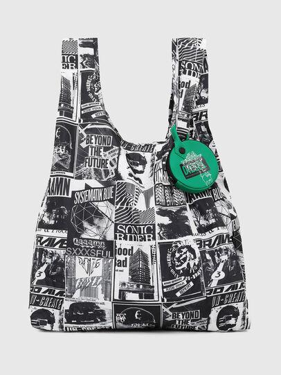 Diesel - SHOPPINA PAR, Green - Shopping and Shoulder Bags - Image 4