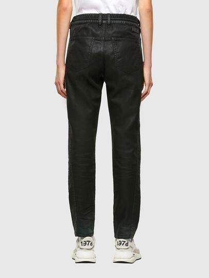 Diesel - Krailey JoggJeans 069QP, Black/Green - Jeans - Image 2
