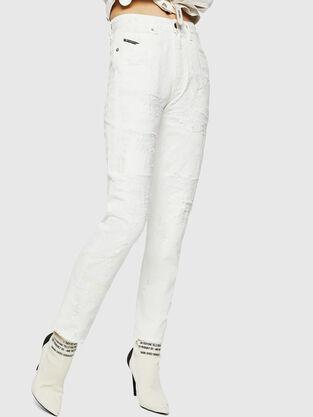 D-Eiselle 069IJ, White - Jeans