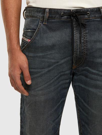 Diesel - Krooley JoggJeans 069NS, Dark Blue - Jeans - Image 3