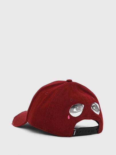 Diesel - CIDAY, Red - Caps - Image 2