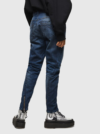 Diesel - Fayza JoggJeans 083AS, Dark Blue - Jeans - Image 2
