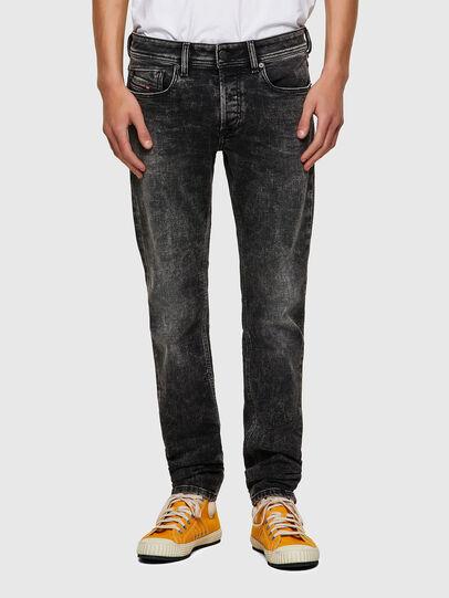 Diesel - Sleenker 09A17, Black/Dark grey - Jeans - Image 1