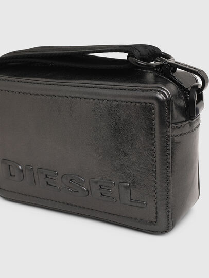 Diesel - ROSA' CNY, Silver - Crossbody Bags - Image 6