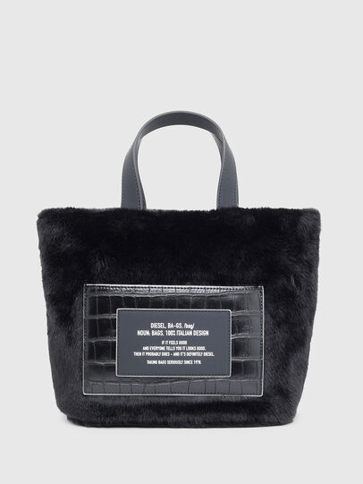 Diesel - PUMPKIE, Black - Satchels and Handbags - Image 1