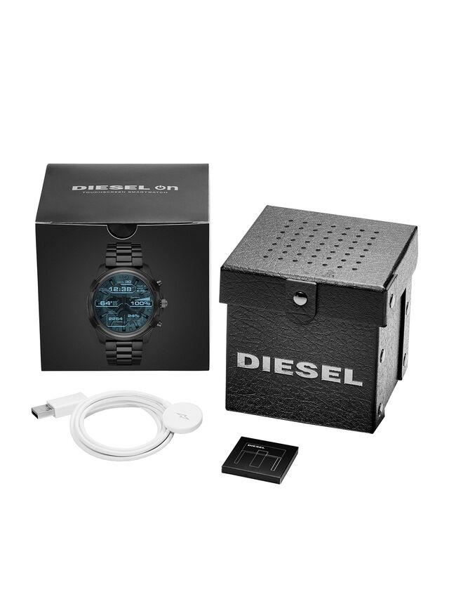 Diesel - DT2007, Black - Smartwatches - Image 5