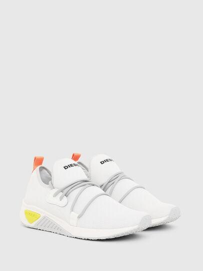 Diesel - S-KB SLE W, White - Sneakers - Image 2