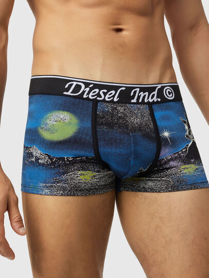 Diesel - UMBX-DAMIEN, Blue - Trunks - Image 3