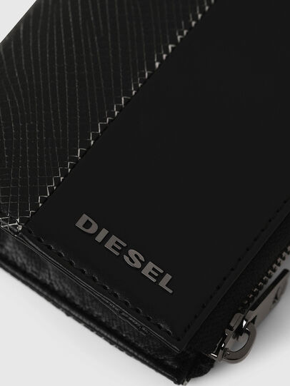 Diesel - L-12 ZIP,  - Zip-Round Wallets - Image 4