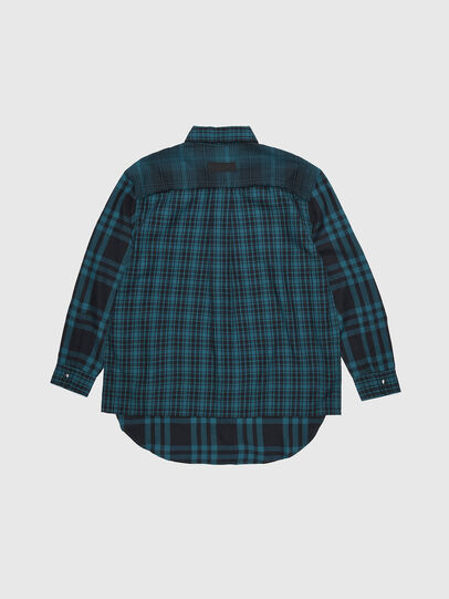 Diesel - CGARZ, Blue/Black - Shirts - Image 2