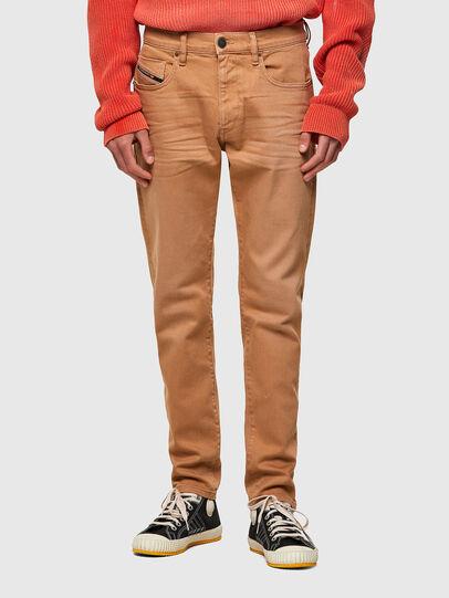 Diesel - D-Strukt 09A32, Light Brown - Jeans - Image 1