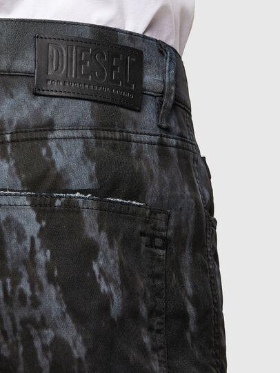 Diesel - D-Strukt JoggJeans 069QI, Medium blue - Jeans - Image 4