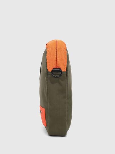 Diesel - ODERZO, Dark Green - Crossbody Bags - Image 3