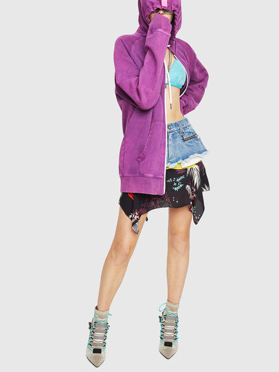 Diesel - O-BRIELLA,  - Skirts - Image 5