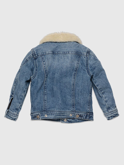Diesel - JESKIB, Medium blue - Jackets - Image 2