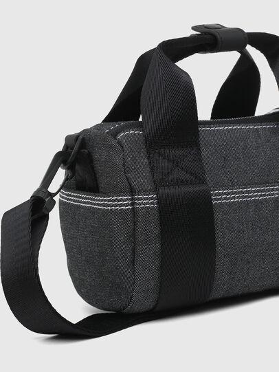 Diesel - MINI DUFFLE, Dark grey - Bags - Image 7