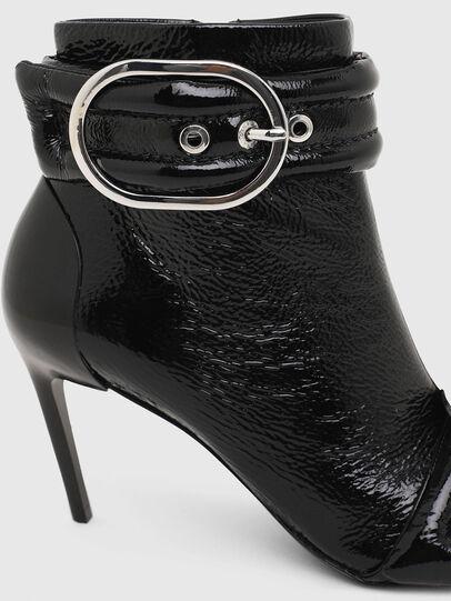 Diesel - D-SLANTY MABB, Black - Ankle Boots - Image 5