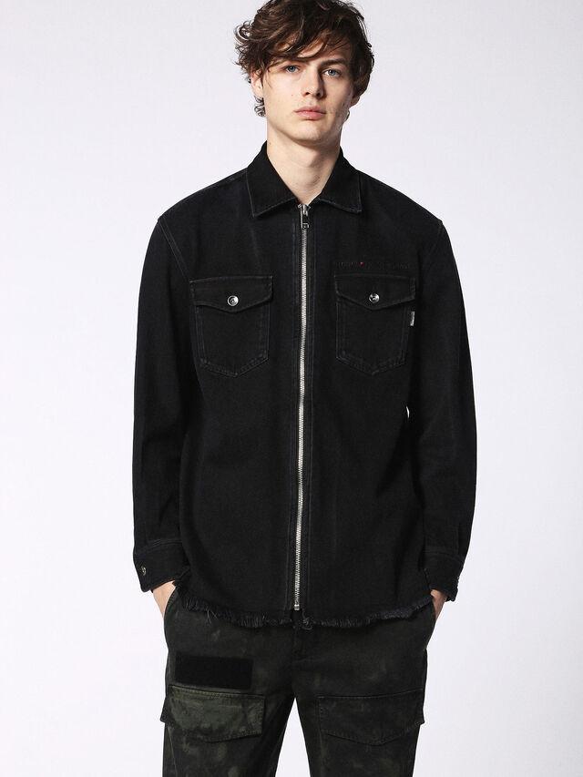 D-EMMY, Black Jeans