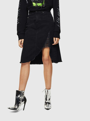 DE-SISIL, Black - Skirts