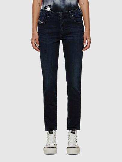 Diesel - Babhila 009CS, Dark Blue - Jeans - Image 1