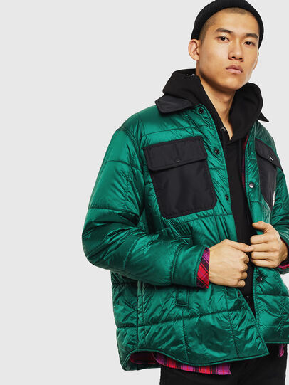Diesel - J-WELLES,  - Winter Jackets - Image 4
