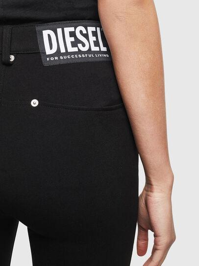 Diesel - P-GLASSY, Black - Pants - Image 4
