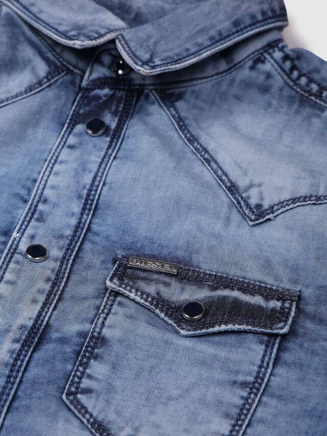 KIDS CIRIX, Light Blue - Shirts - Image 3