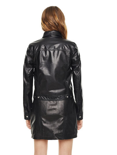 Diesel - LUCYLLE,  - Leather jackets - Image 2
