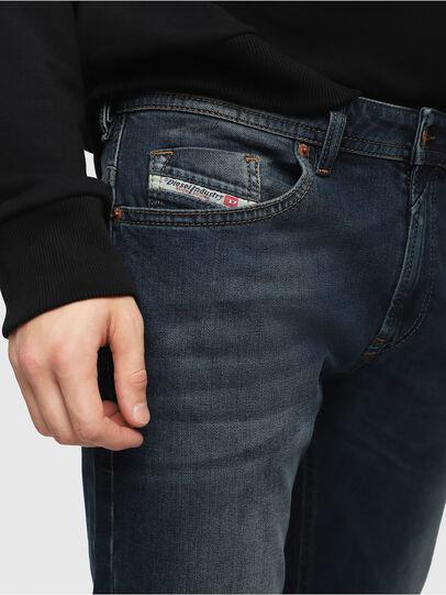 Diesel - Thommer 084BU, Dark Blue - Jeans - Image 3