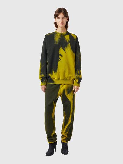 Diesel - S-MART-RIB, Yellow/Green - Sweaters - Image 8