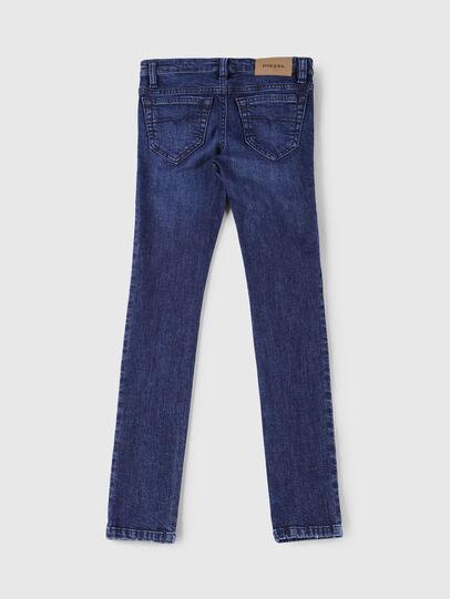 Diesel - SKINZEE-LOW-J-N, Dark Blue - Jeans - Image 2