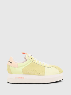 S-PYAVE WEDGE, Yellow - Sneakers