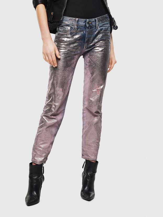 D-Rifty 0091J, Medium blue - Jeans