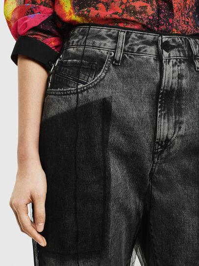 Diesel - TYPE-1004, Black - Jeans - Image 3