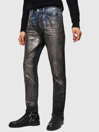 Diesel - D-Vider 0091J, Medium blue - Jeans - Image 6