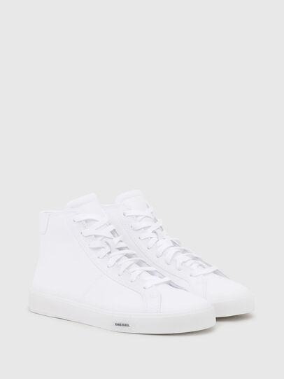 Diesel - S-MYDORI MC W, White - Sneakers - Image 2