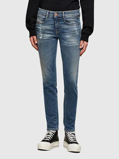 Diesel - D-Ollies JoggJeans® 069UW, Medium blue - Jeans - Image 1