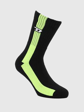 SKM-RAY, Black/Yellow - Socks