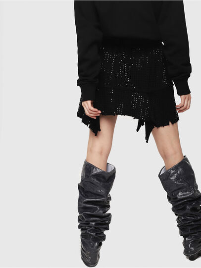 Diesel - O-CRYS,  - Skirts - Image 2