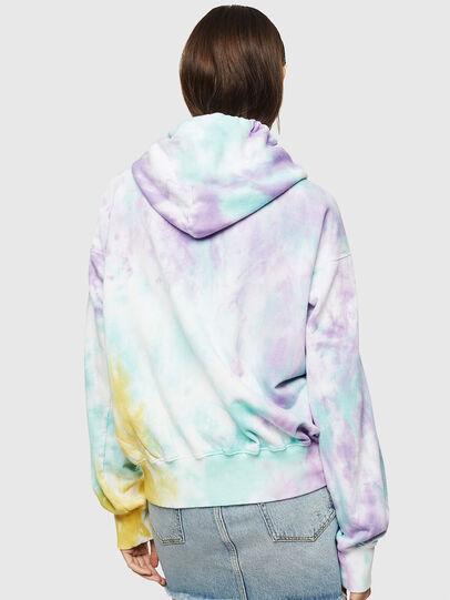 Diesel - F-ALBYHOOK-B, Multicolor - Sweaters - Image 2
