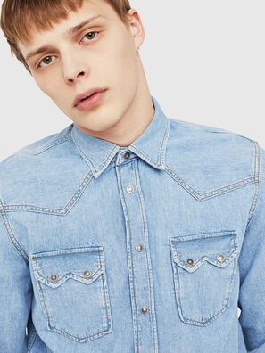 D-LEO,  - Denim Shirts