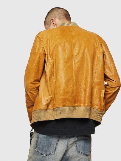 Diesel - L-DAVIDOV,  - Leather jackets - Image 2