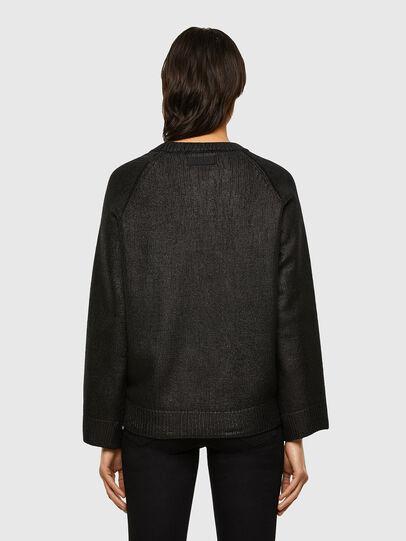 Diesel - M-NADYA, Black - Knitwear - Image 2