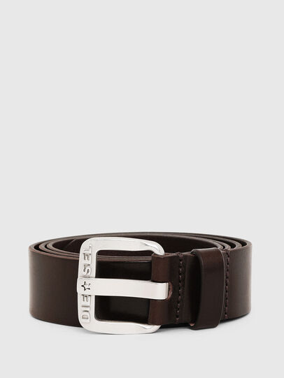 Diesel - B-STAR, Dark Brown - Belts - Image 1