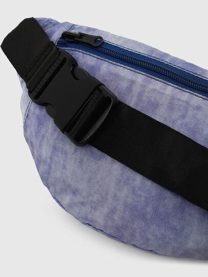 Diesel - BELTPAK, Light Blue - Belt bags - Image 4