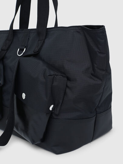 Diesel - IKYO, Black - Shopping and Shoulder Bags - Image 5
